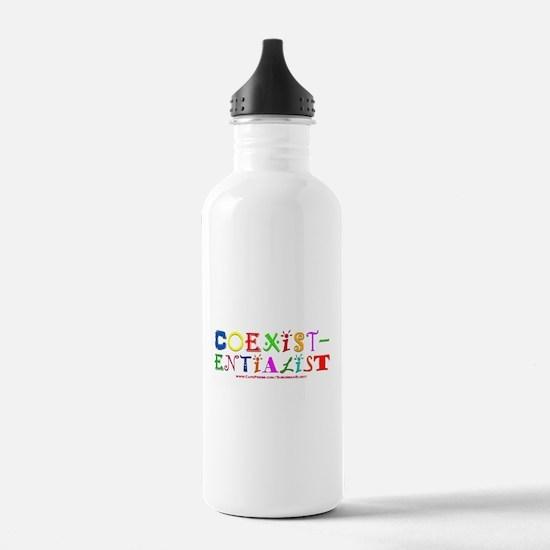 Coexistentialist Water Bottle