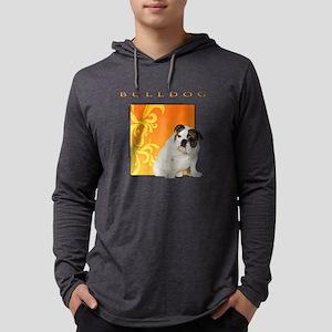 2-goldgolden Mens Hooded Shirt
