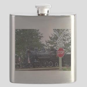 Girabaldi train Flask