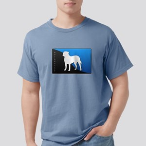 2-blueblack Mens Comfort Colors Shirt