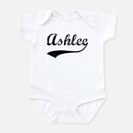 Vintage: Ashlee Infant Bodysuit