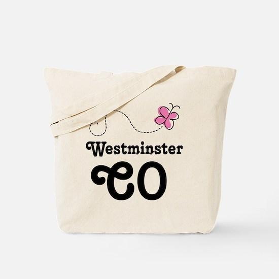 Westminster Colorado Tote Bag