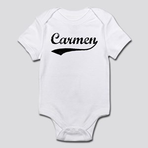 Vintage: Carmen Infant Bodysuit