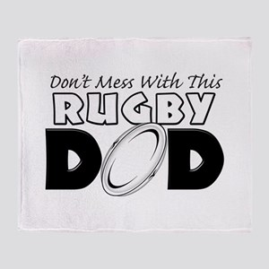 Dont Mess With This Rugby Dad copy Stadium Bl