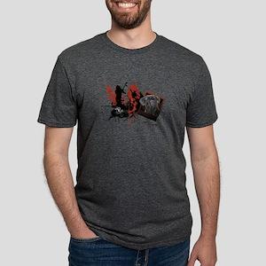 cane Mens Tri-blend T-Shirt