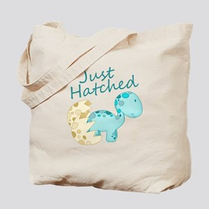 Just Hatched! Baby Dinosaur Tote Bag