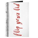 Flip Your Lid Journal