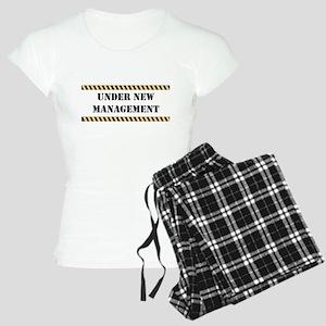 Under New Management Women's Light Pajamas