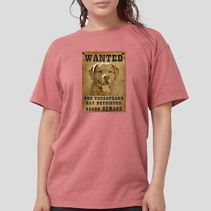 14-Wanted _V2 Womens Comfort Colors Shirt