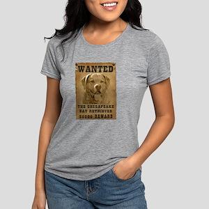 14-Wanted _V2 Womens Tri-blend T-Shirt