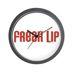 Freak Lip Wall Clock