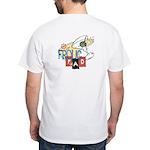 Frolic Pad White T-Shirt