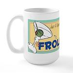 Frolic Pad Large Mug