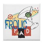 Frolic Pad Tile Coaster