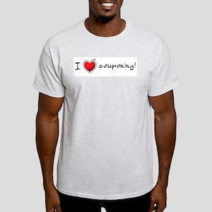 I <3 COUPONING! Light T-Shirt