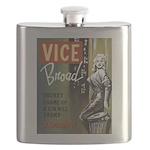 Vice Broad Flask