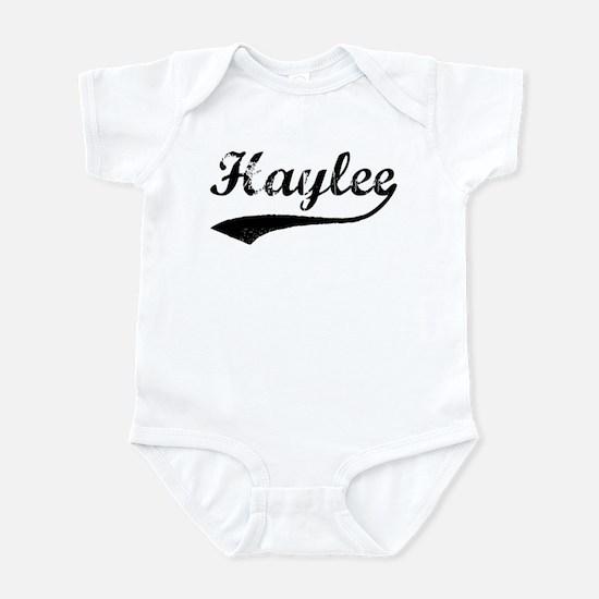Vintage: Haylee Infant Bodysuit
