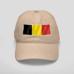 Pure Flag of Belgium Cap