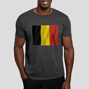 Pure Flag of Belgium Dark T-Shirt