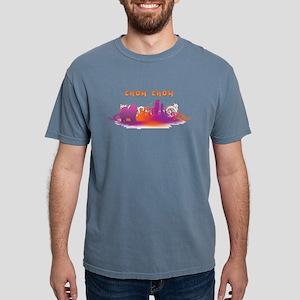 20-citydog Mens Comfort Colors Shirt