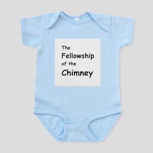 The Fellowship of the Chimney Infant Bodysuit