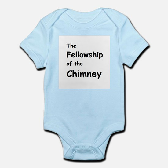 The Fellowship of the Chimney Infant Bodysuit