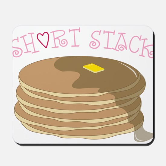 Short Stack Mousepad