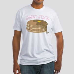 Short Stack Fitted T-Shirt