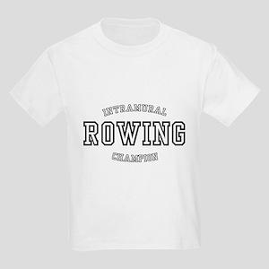 INTRAMURAL ROWING CHAMPION  Kids T-Shirt