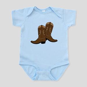 Cowboy Boots Infant Bodysuit