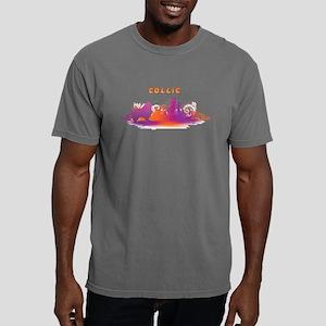 12-citydog Mens Comfort Colors Shirt