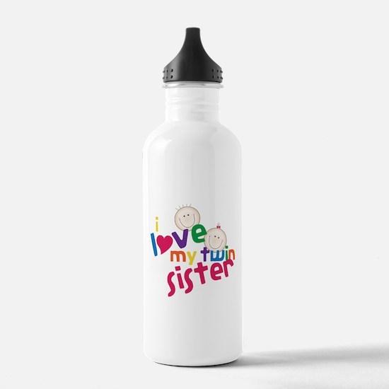 Love My Twin Water Bottle