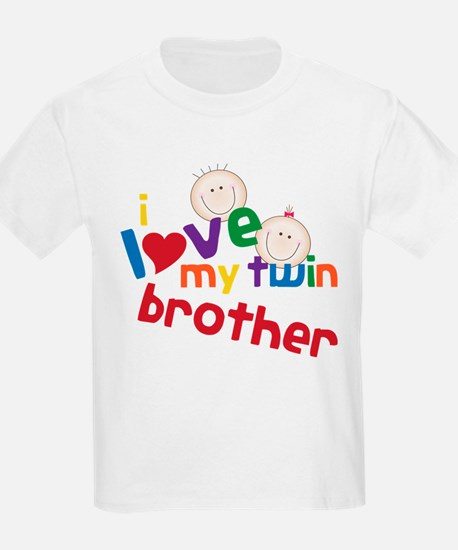 Love My Twin T-Shirt