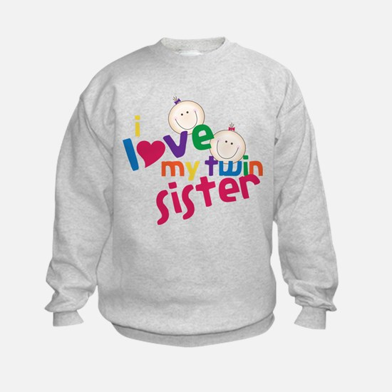 Twin Sister Sweatshirt