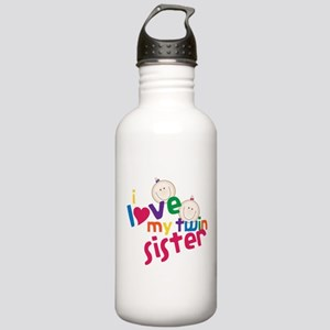 Twin Sister Stainless Water Bottle 1.0L