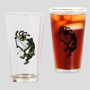 Hunter Drinking Glass