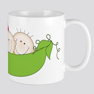Come In Threes Mug