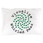 Visualize Whirled Peas 2 Pillow Case