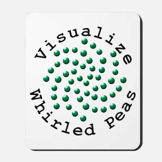 Visualize Whirled Peas 2 Mousepad