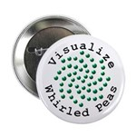 "Visualize Whirled Peas 2 2.25"" Button (100 pack)"