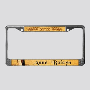 Anne Boleyn License Plate Frame