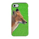 Red Fox iPhone 7 Tough Case