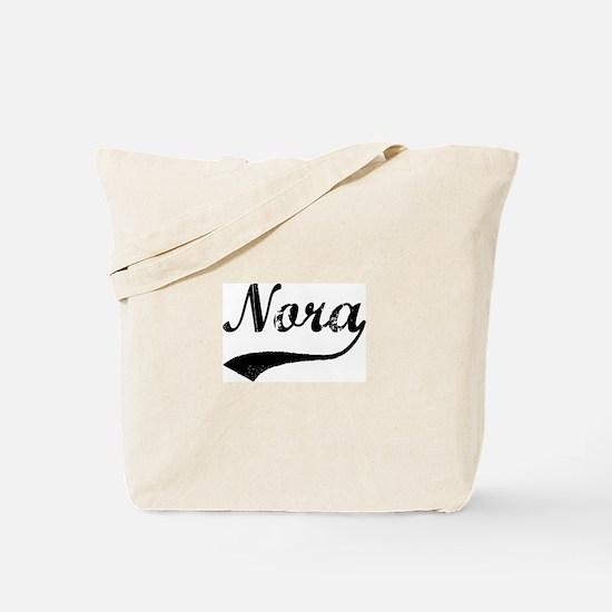 Vintage: Nora Tote Bag