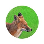 Red Fox Button