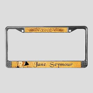 Jane Seymour License Plate Frame