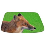 Red Fox Bathmat
