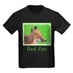 Red Fox Kids Dark T-Shirt
