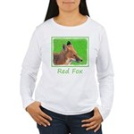 Red Fox Women's Long Sleeve T-Shirt