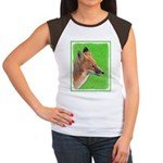 Red Fox Junior's Cap Sleeve T-Shirt