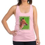 Red Fox Racerback Tank Top